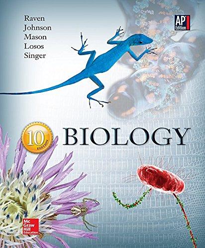 9780076647965: Raven, Biology © 2014, 10e, AP Student Edition (AP BIOLOGY RAVEN)