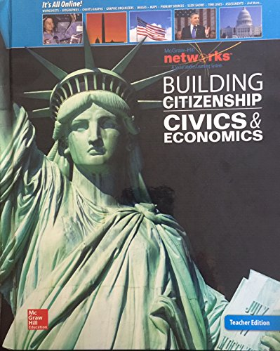 9780076648177: Building Citizenship: Civics and Economics, Teacher Edition (CIVICS TODAY: CITZSHP ECON YOU)