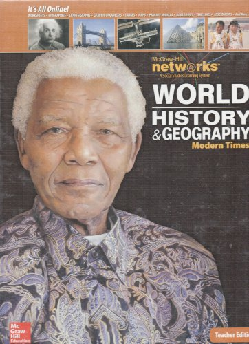 9780076648474: History and Geography Modern Times (World)