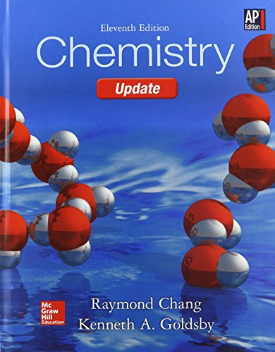 9780076656103: Chang, Update Chemistry (C) 2014 11E, AP Student Edition (Reinforced Binding) (AP Chemistry Chang)
