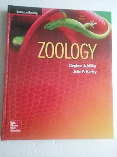 Miller, Zoology © 2016, 10e (Reinforced Binding): Stephen A Miller