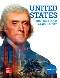 9780076681020: United States History and Geography, Student Edition by McGraw-Hill Education (2016-08-01)