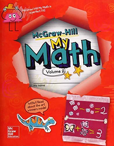 9780076687817: My Math Grade 1 Se Vol 2