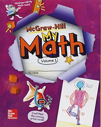 9780076690749: My Math Grade 5 Se Vol 1