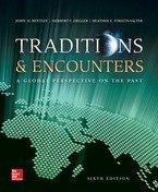 9780076700691: Bentley, Traditions & Encounters: A Global Perspective on the Past, AP Edition ©2015 6e, Student Edition (AP TRADITIONS & ENCOUNTERS (WORLD HISTORY))