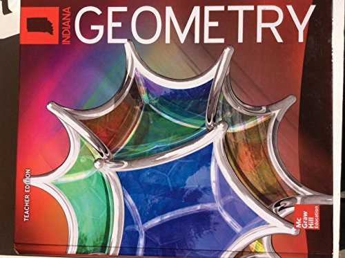 Geometry Teacher's Edition: Indiana State Edition: McGraw-Hill