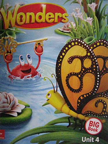 Wonders Reading/Writing Workshop Big Book, Volume 4, Grade K (ELEMENTARY CORE READING): Bear, Donald