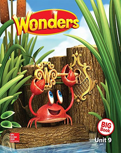 Wonders Reading/Writing Workshop Big Book, Volume 9, Grade K (ELEMENTARY CORE READING): Bear, Donald