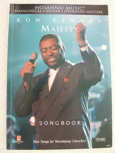 9780076813483: Ron Kenoly: Majesty (Songbook)