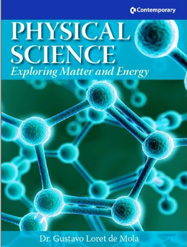 Physical Science: Exploring Matter and Energy - Hardcover Student Text Only (SCIENCE SERIES): Loret...