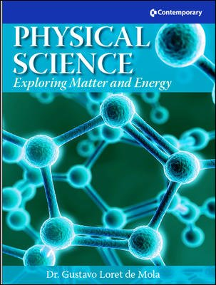 Physical Science: Exploring Matter and Energy -: Mola, Dr. Gustavo