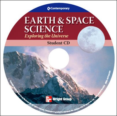 9780077041533: Earth & Space Science: Exploring the Universe - Student CD-ROM Only
