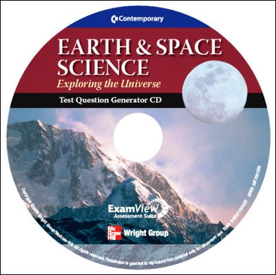 9780077041557: Test Question Generator (Contemporary: Earth & Space Science: Exploring the Universe)