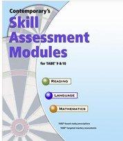 9780077043773: Contemporary's Skill Assessment Module Level E for TABE 9 & 10