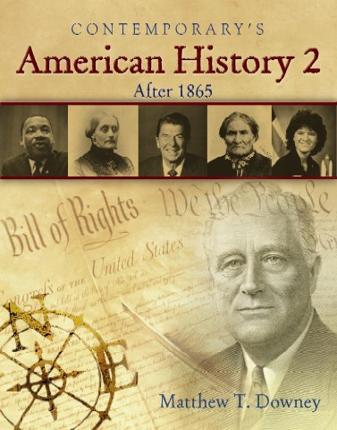 9780077044381: American History 2 (After 1865) - Softcover Student Text Only