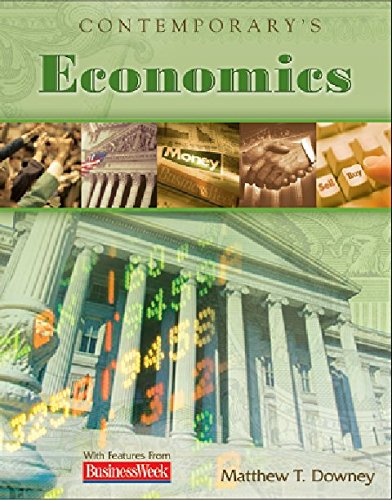 9780077044404: Economics, Softcover Student Edition with CD-ROM