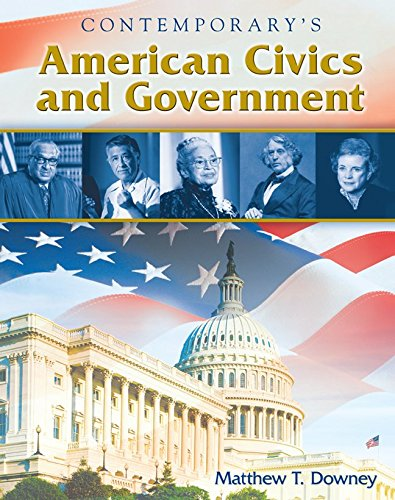 9780077044442: American Civics and Government, Softcover Student Edition Only