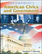 9780077044527: Contemporary's American Civics and Government - Annotated Teacher's Edition