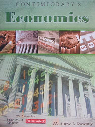 9780077045210: Economics - Hardcover Student Text Only