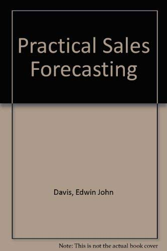 9780077070809: Practical Sales Forecasting