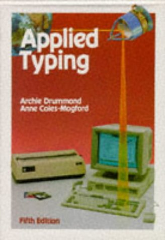 9780077071448: Applied Typing