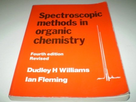 9780077072124: Spectroscopic Methods in Organic Chemistry