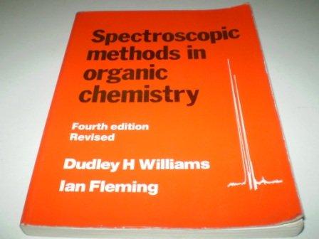 9780077072124: Spectroscopic Methods in Organic Chemistry