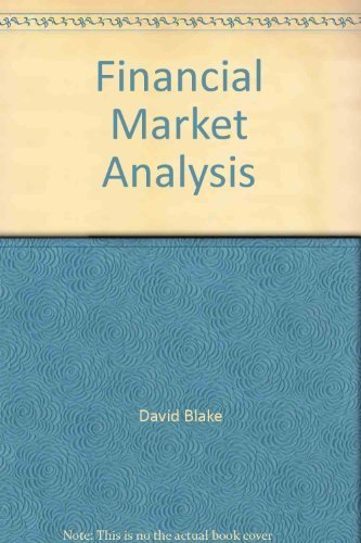 9780077072285: Financial Market Analysis (Mcgraw Hill Series in Finance)