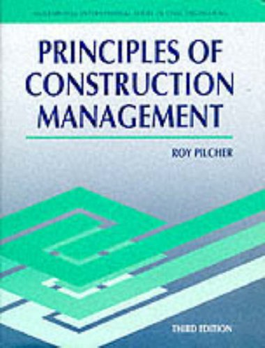 9780077072360: Principles of Construction Management (Mcgraw Hill International Series in Civil Engineering)