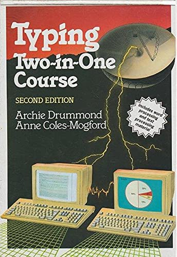 9780077072544: Typing: Two-in-one Course