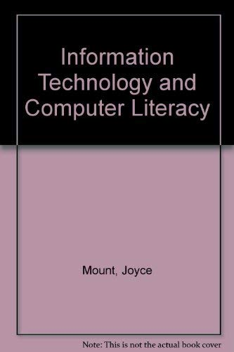 9780077072773: Information Technology and Computer Literacy
