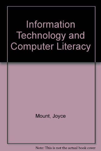 9780077072780: Information Technology and Computer Literacy