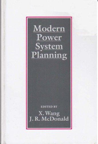 9780077074142: Modern Power System Planning