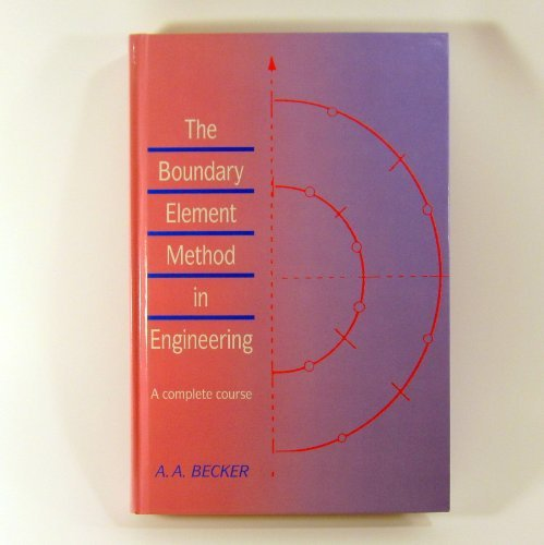 9780077074159: Boundary Element Method in Engineering: a Complete Course