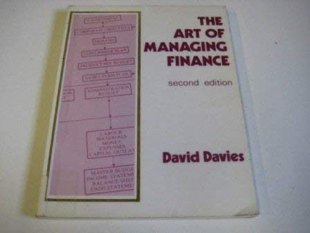 9780077074418: The Art of Managing Finance: A Guide for Non-Financial Managers