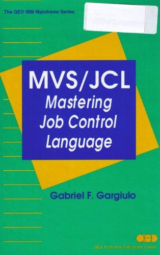 9780077075637: MVS/JCL: Mastering Job Control Language