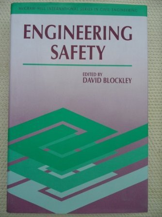 9780077075934: Engineering Safety (Mcgraw-Hill International Series in Civil Engineering)