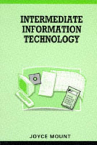 9780077076047: Intermediate Information Technology