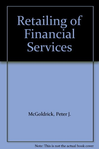 9780077076139: Retailing of Financial Services