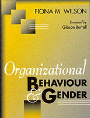 9780077076153: Organisational Behaviour and Gender