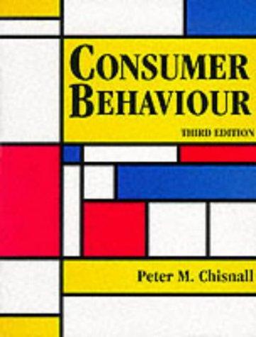9780077076160: Consumer Behaviour