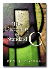 9780077076573: Dictionary of Standard C