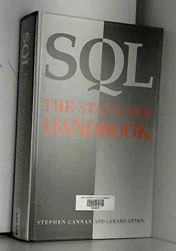 9780077076641: Sql--The Standard Handbook