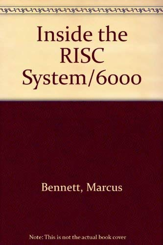 9780077076887: Inside the IBM Risc System/6000