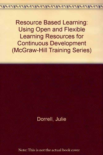 Resource Based Learning: Using Open and Flexible