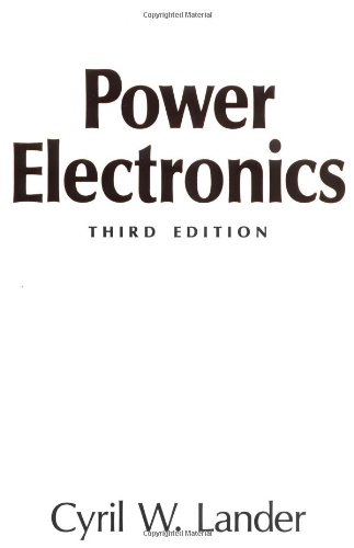9780077077143: Power Electronics (Higher Education Sem Imports from UK)