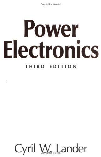9780077077143: Power Electronics