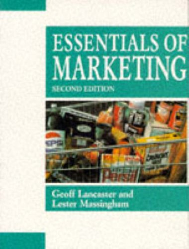 9780077077280: Essentials of Marketing: Text and Cases