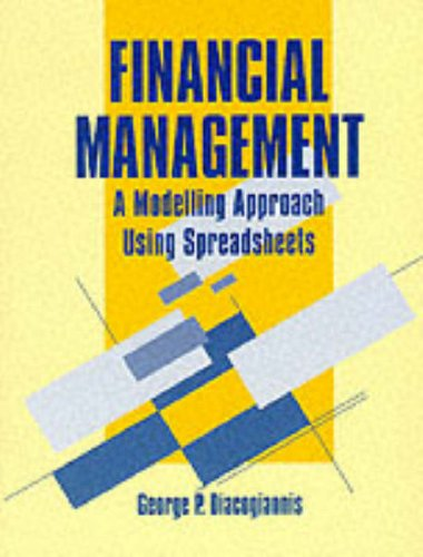9780077077303: Financial Management: A Modelling Approach Using Spreadsheets