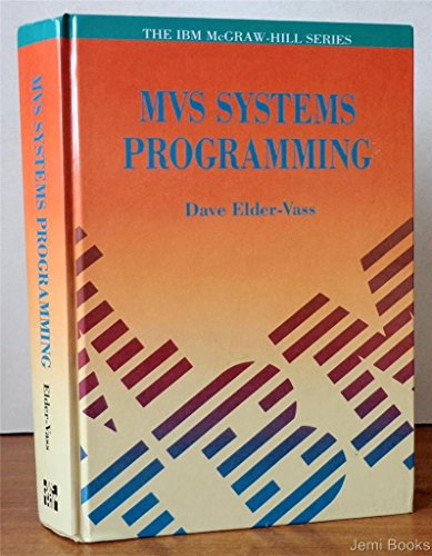 9780077077679: MVS Systems Programming (IBM McGraw-Hill)